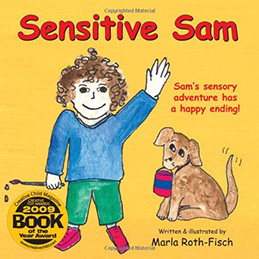 sensory processing children's book