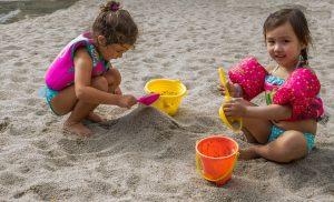 children beach